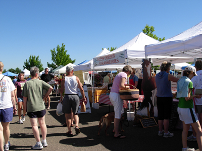 Oregon City Farmers Market
