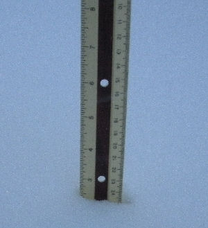 Snow measurement